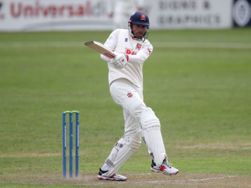 Sir Alastair Cook scored a first century of the season for Essex away to Worcestershire (Nick Potts/PA)