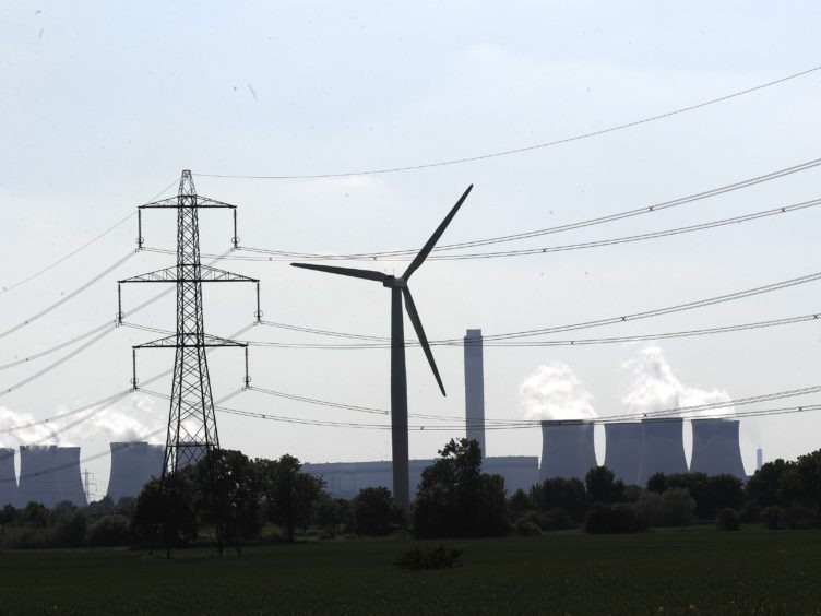 The Government is set to announce new targets for the UK to cut emissions by 78% by 2035 (John Giles/PA)