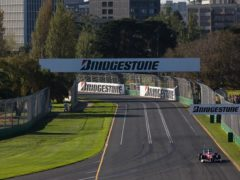 Albert Park is undergoing a major facelift (PA Wire)