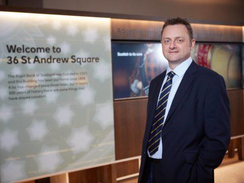 Malcolm Buchanan, the Scotland board chairman at the Royal Bank of Scotland, warned of inflationary pressures (Bank of Scotland/PA)