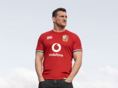 Sam Warburton (pictured) is backing Maro Itoje to succeed him as Lions captain (PA)
