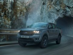 The Ranger Wolftrak arrives with a range of go-anywhere features