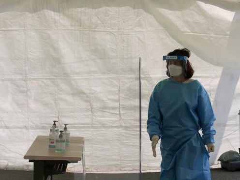 South Korea has it will resume administering AstraZeneca's coronavirus vaccine to all eligible people between the ages of 30 and 60 (Lee Jin-man/AP)