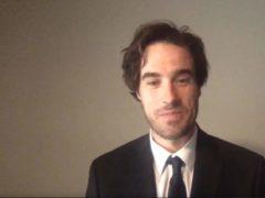 Joshua James Richards (Bafta/PA)