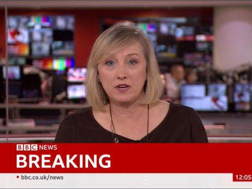 Martine Croxall (BBC)