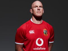 Ireland great Paul O'Connell is a veteran of three Lions tours (Handout photo provided by Vodafone/PA)