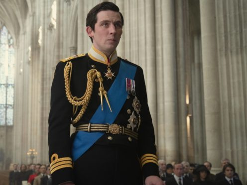 Josh O'Connor in The Crown (Netflix)