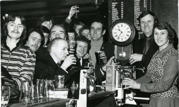 The scheme pubs which brought neighbours and strangers together in Dundee