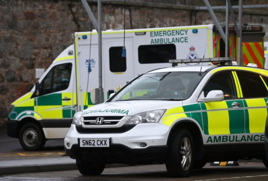 'Mental health emergency vehicle' to be introduced in Dundee to reduce A&E use