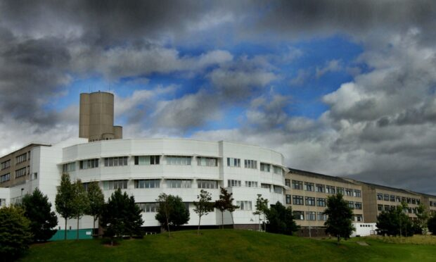 EXCLUSIVE: Ninewells Hospital porter 'told to return to work while awaiting Covid test result'