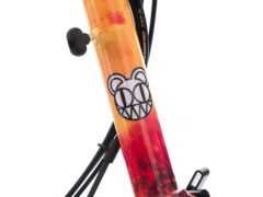 Radiohead are among the musicians teaming up bike manufacturer Brompton for charity (Brompton/PA)