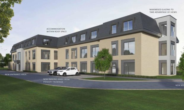 New £10.5m care home planned for Broughty Ferry with gym, hairdresser, and cinema