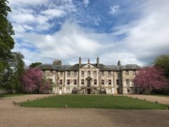 Edinburgh and the Lothians sites to open on Friday April 30 include Newhailes House (NTS/PA)