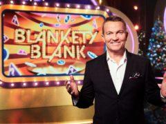 Bradley Walsh will host Blankety Blank (Thames/ Matt Frost/PA)