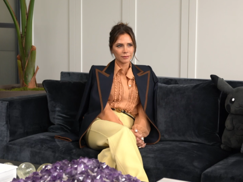 Victoria Beckham said home-schooling daughter Harper during lockdown gave her a greater appreciation of teachers (London Rising/PA)