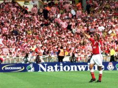 Clive Mendonca broke the hearts of his boyhood club in 1998 (Adam Butler/PA)