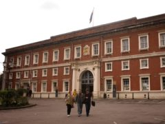 Goldsmiths University of London, in New Cross, south London (Ian Nicholson/PA)