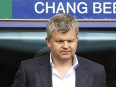Adrian Chiles has apologised (Peter Byrne/PA)