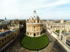 The University of Oxford is setting up the new centre (PA)