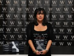 Fifty Shades Of Grey author EL James (PA)