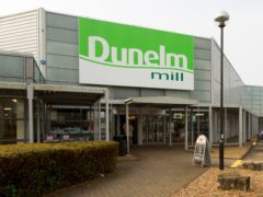 Dunelm has said full-year profits will smash expectations (PA)