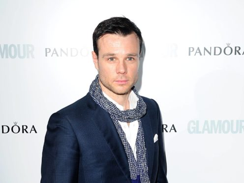 Rupert Evans at the 2013 Glamour Women of the Year Awards in Berkeley Square, London.