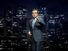 Carlos Ghosn's claims have been rejected by the Dutch court (David Parry/PA)