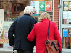 More than half (56%) of people retiring in 2021 do not plan to give up work completely, according to Standard Life Aberdeen (Rui Vieira/PA)