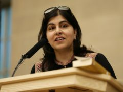 Baroness Warsi has campaigned against alleged Islamophobia in the Tory party (Yui Mok/PA)