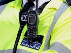 Police are appealing for information (Nick Ansell/PA)