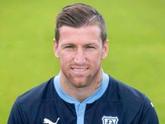 Iain Davidson is hopeful of facing former side Dundee on Wednesday (Jeff Holmes/PA)