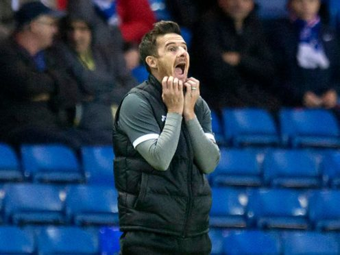 Barry Ferguson's Kelty Hearts take narrow lead to Brechin for play-off second leg (Jeff Holmes/PA)