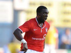 Former York defender Femi Ilesanmi netted Boreham Wood's winner (Nigel French/PA)