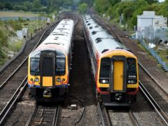 Control of trains and track will be brought under a new public sector body named Great British Railways (GBR) as part of sweeping reforms, the Department for Transport has announced (Andrew Matthews/PA)