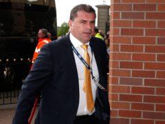 Ange Postecoglou would attack at Celtic says former player Matt McKay (Owen Humphreys/PA)
