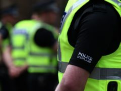 An 18-year-old woman has been arrested and charged in connection with the incident (Andrew Milligan/PA)