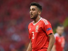Neil Taylor played every minute for Wales at Euro 2016 (Joe Giddens/PA)