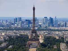 Travel to France from the UK will only be permitted for EU nationals, French residents, or those travelling for essential reasons (PA)