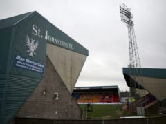 St Johnstone have urged fans to stay away on Scottish Cup final day (Jane Barlow/PA)
