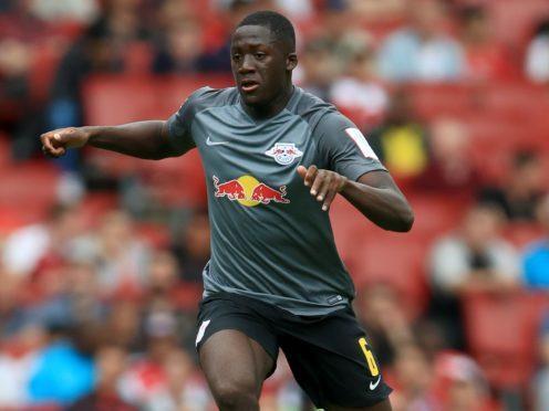 Ibrahima Konate will join Liverpool on July 1 (John Walton/PA)