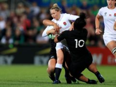 The women's Rugby World Cup is on a list of almost 100 sporting events that have been targeted for hosting in the UK over the next decade (Donall Farmer/PA)