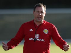 Malky Mackay is the new Ross County boss (Andrew Milligan/PA)