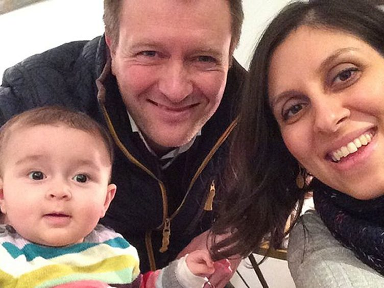Nazanin Zaghari-Ratcliffe has been in jail in Iran since 2016 (Zaghari-Ratcliffe family/PA)