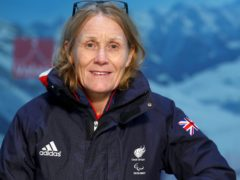 Penny Briscoe has vast experience as Britain's Chef de Mission for the Paralympics (Tim Goode/PA)