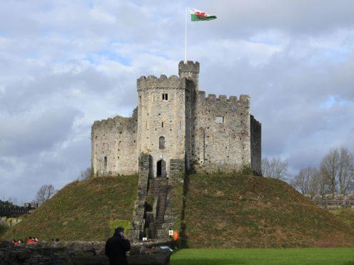 Cardiff Castle (Ben Birchall/PA)