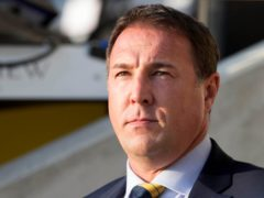 Malky Mackay is new Ross County boss (Jeff Holmes/PA)