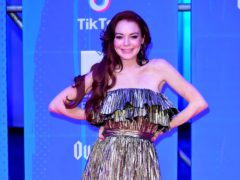 Lindsay Lohan will make her acting return in a Netflix Christmas romantic comedy, the streaming giant said (Ian West/PA)