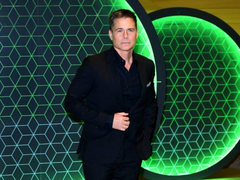 Hollywood actor Rob Lowe thanked his family as he celebrated 31 years of being drink and drug free (Ian West/PA)