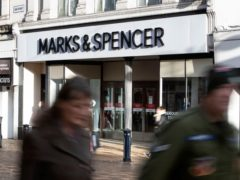 M&S has said it expects to shut more stores after the impact of the pandemic (Danny Lawson/PA)
