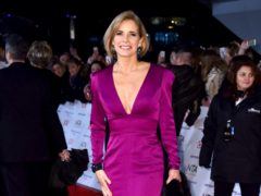 Darcey Bussell attending the National Television Awards in 2019 (PA)